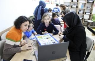 Veli-Çocuk Buluşması ile interaktif eğitim