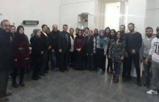 Ak Parti Karasu Belediye Başkan Adayı Esnaf Ziyaretlerine...