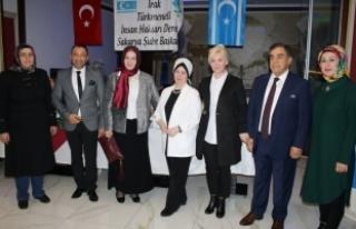 AK Parti'nin Belediye meclis üyesi aday adayları...