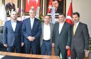Ak Parti Sakarya Büyükşehir Belediye Başkan Adayında...