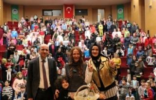 Çocuklar Düş İşleri Bakanı'na Sordu