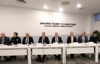 Kurumlar Arası Mülteci Durum Tespit Toplantısı...