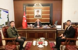 Milletvekili Sofuoğlu'ndan Vali NAYİR'e...
