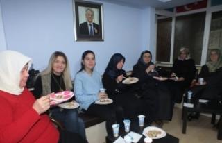 Sakarya Kırımlı Türkleri; Geleneksel Salı Sohbetine...