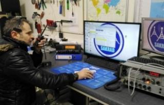 Sakaryalı Sanatçı Akif YENER: Telsiz kullanmak...