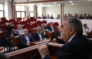 2014 - 2019 dönem meclisi son kez toplandı