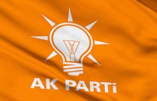 Ak Parti Karasu İlçe Teşkilatı yeni yönetimi...