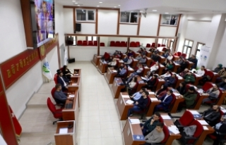 Gençlik Meclisi projeler için toplandı