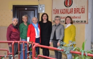 Marmara Göz ile Türk KadınlarBirliği arasında...