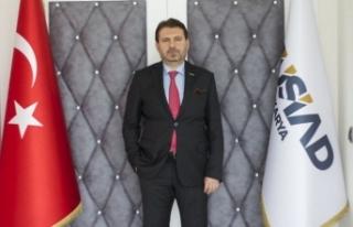 MÜSİAD Başkanı Coşkun, Yeni Zellanda'daki Terör...