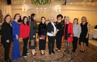 Türk Kadınlar Birliği'nden muhteşem bir balo...