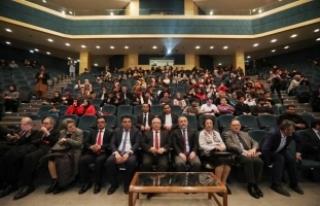 Vali NAYİR Türkiye - Afganistan Dostluk günü programına...