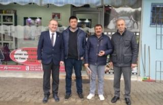 Yenikent'i sorunsuz yaşanılabilir bir mahalle...