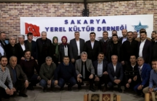 Yerel Kültür Derneği'nden Toçoğlu'na Teşekkür