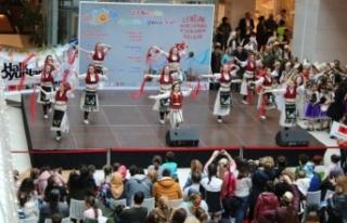Agora AVM; Halk Oyunları Festivali'ne ev sahipliği...