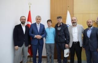 Başkan Çevik: 23 Nisan Ulusal Egemenlik ve Çocuk...