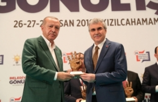 Cumhurbaşkanı Erdoğan'dan Sakarya'ya başarı...
