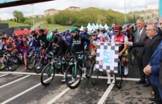 Cumhurbaşkanlığı Türkiye Bisiklet Turu'nun...