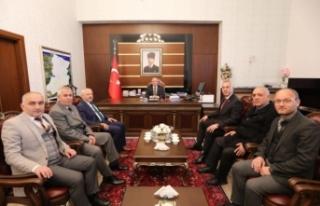 Hendek Belediye Başkanı Babaoğlu'ndan Vali...