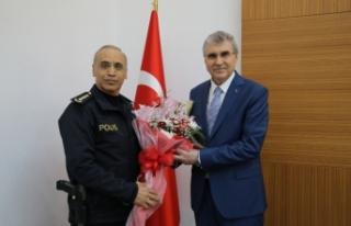 Polis Teşkilatı'nın 174. Yıldönümü kutlu...