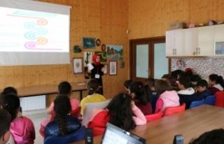 Siber Zorbalığa 'dur' semineri