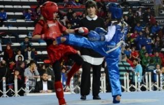 Türkiye Wushu Kung Fu Okul Sporları Şampiyonası...