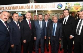 Vali Nayir Kocaeli'de Düzenlenen Erzurum Tanıtım...