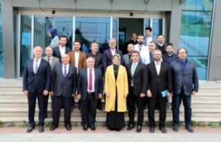 Vali Nayir Şehit Bülent Yurtseven İmam Hatip Ortaokulunu...