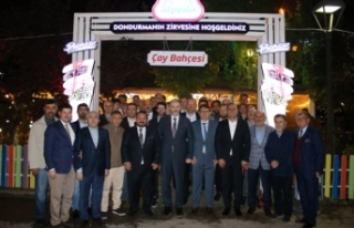 Açılışını MÜSİAD Genel Başkanı Abdurrahman...