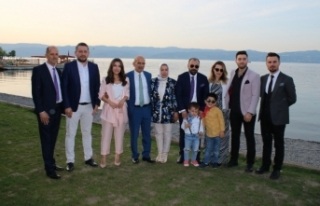 Aygold'un bayileri ve aileleri Sapanca'da İftar'da...