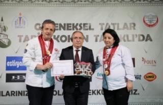 Geleneksel Tatlar Tarih Kokan Taraklı'da Yemek...