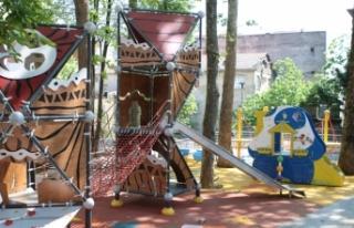 Kocaali Bahçem Park tamamlanıyor