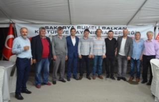 Sakaryalı Rumeli Balkan Derneği İftar geleneğini...