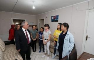 Vali Nayir Arifiye Çocuk Evleri Sitesindeki Çocuklarla...