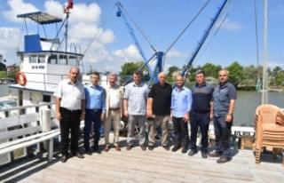 Karasu'daki Batık U-20 Denizaltısına Profesyonel...