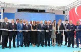Sanayi ve Teknoloji Bakanı Mustafa Varank Ferizli'de...