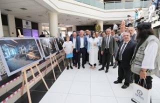 Vali Nayir SATSO Fotoğraf Yarışması Ödül Törenine...
