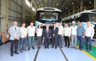 Vali Nayir'den Sakarya Hyundai Eurotem Fabrikasına...