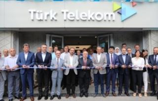 Yenilenen Sakarya Türk Telekom Müşteri Merkezi...