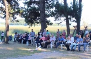 İnanlar Aile Kaynaşma Pikniği Poyrazlar Gölü'nde...