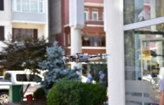 Karasu Belediyesi'nde Drone'lu Denetim