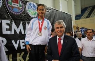 Karatede Demokrasi ve Milli Birlik Günü turnuvası...