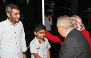 Şehit Aileleri, Gaziler ve Gazi yakınları Onuruna...