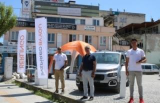 Yeni Cıtroen BerlingoSakarya'da görücüye çıktı