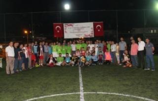15 Temmuz Futbol Turnuvasında Şampiyon Bakırlı...