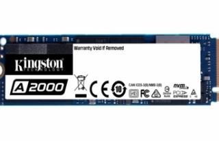 Kingston'dan Ultra Yüksek Performanslı PCIe NVMe...