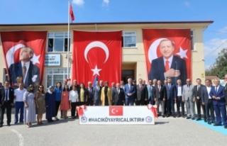 2019-2020 Eğitim-Öğretim Yılı İlimizde Törenle...