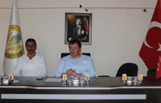 Ferizli Belediyesi Muhtarları Bilgilendirme Toplantısı...