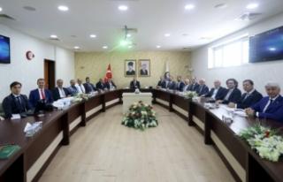 Ferizli Metal ve Otomotiv OSB Müteşebbis Heyet Toplantısı...