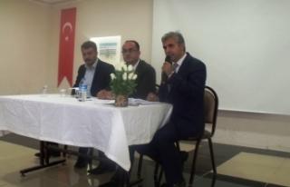 Taraklı'da güvenli eğitim toplantısı